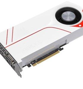 Видеокарта asus GeForce GTX 960, turbo-GTX960-OC-4