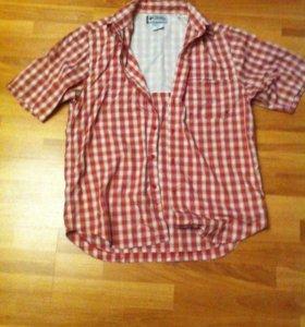 Рубашка мужская Columbia оригинал р-М