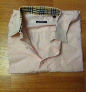 Рубашка мужская BURBERRY оригинал р-XL