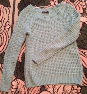 Обмен,Новый свитер