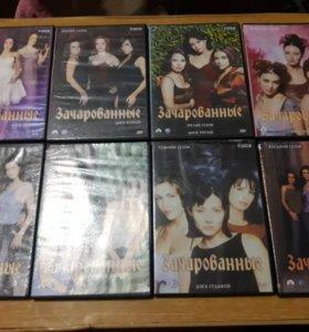 Сериал Зачарованные (Charmed) - все 8 Сезонов