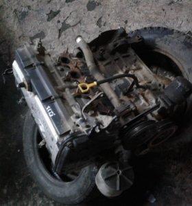 Двигатель Хундай Акцент