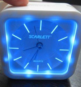 Часы настольные Scarlett