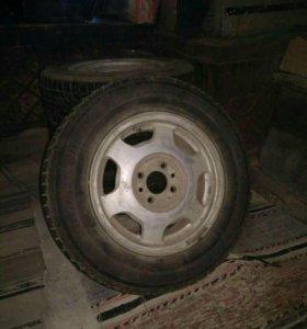 Колеса R 13