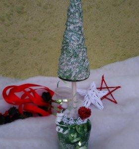 Елка декоративная, сувениры, подарки