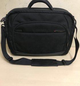 Дорожная сумка с отсеками для ноутбука Samsonite