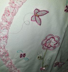 Одеялко для малышки