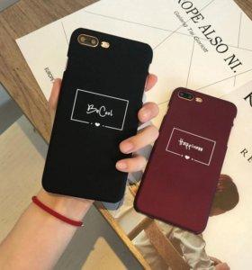 Чехол на iPhone 7 plus (8 plus)