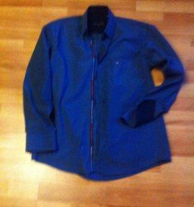 Рубашка мужская Tommy Hilfiger оригинал р-L