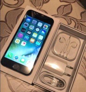 Новый IPhone 6s на 16gb
