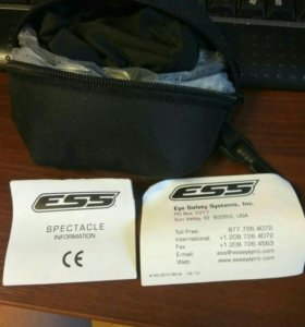 Тактические защитные очки Ess Ice