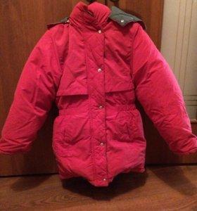 Новая Куртка пуховик 40-42
