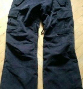 Сноубордические штаны Quiksilver. Мужские.