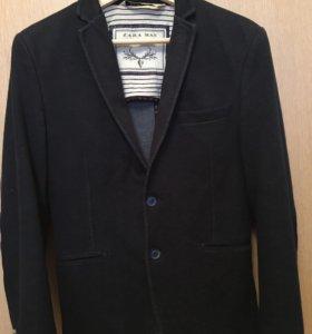 Мужской пиджак Zara размер S