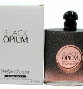 "Yves Saint Laurent ""Black Opium Floral Shock"", 90"
