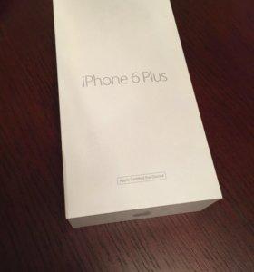 Новый iPhone 6+