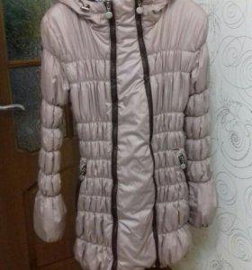 Зимняя куртка для беременных. Размер 42-44