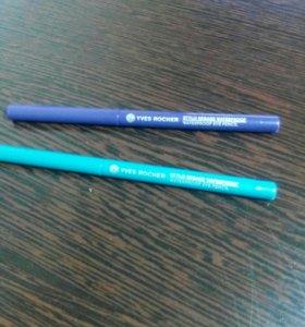 Автоматический карандаш для глаз Yves Rocher