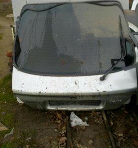 Крышка багажника хонда цивик