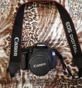 Canon EOS 600d 18-55