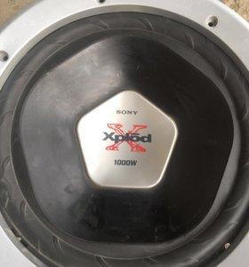 Саб Sony 1000w
