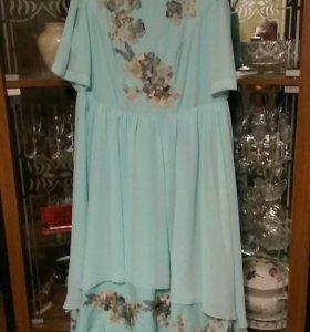 Платье вечернее нарядное!!