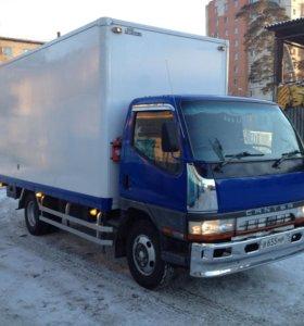 Грузоперевозки -Фургоны 2 - 3 - 5 Тонны