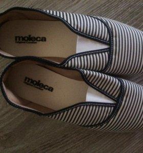 Обувь.Новые слипоны