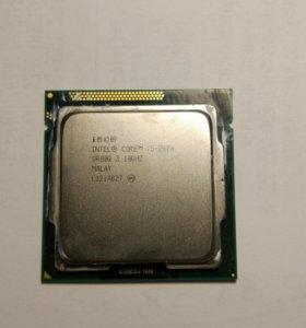 Процессор intel Core i5-2400 3100Mhz LGA1155