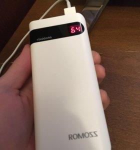 Пауэрбанк ROMOSS