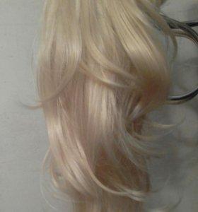 Парик блонд