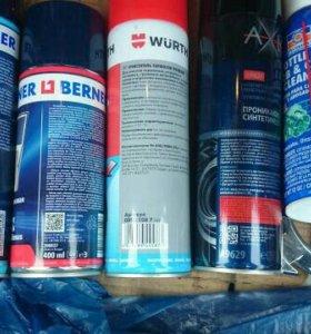 Тормозная жидкость TRW,G-ENERGEY,BOSH.