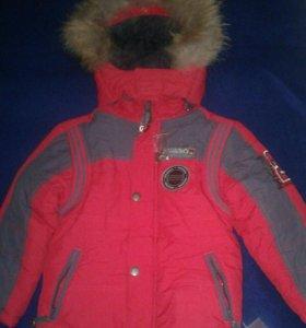 Куртка 116 см