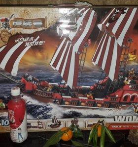 Lego пираты