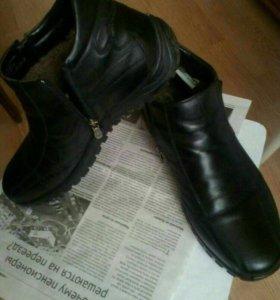 Ботинки. Вестфалика