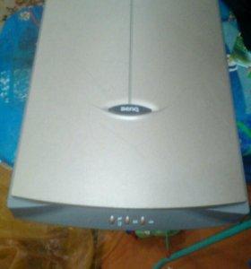 Сканер benq szw 5000w