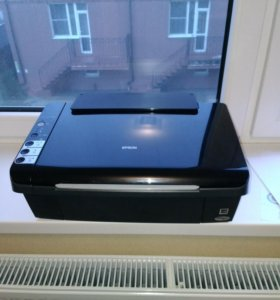 EPSON Stylus CX4300 (МФУ)