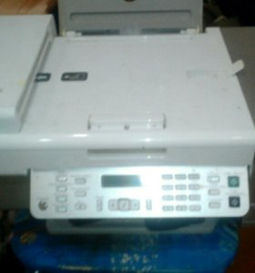 Цветной принтер сканер lexmark