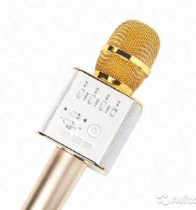 Беспроводной микрофон Q9 НОВИНКА