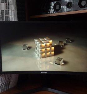 Новый игровой монитор Samsung C24FG73FQI