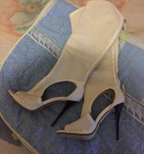 Летние сапожки для модниц