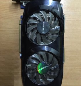 Видеокарта Gigabyte GeForce GTX 460 1024 MB