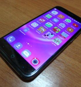 """Смартфон ZTE Blade Z7 16 ГБ серый 5"""" дюимов"""