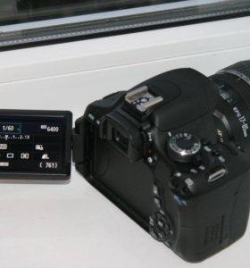 EOS 600D+EF-S17-85