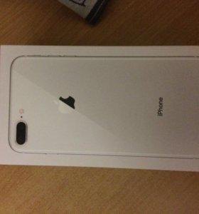 Коробка от iPhone 8 Plus