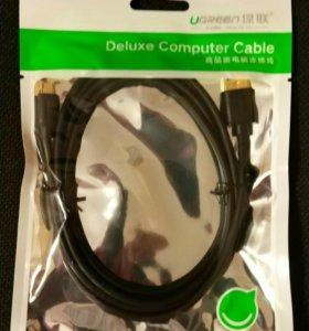 Кабель Micro USB-USB (UGreen) (1,5 -2 м.)