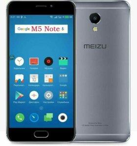 Meizu m5 note. 32гб