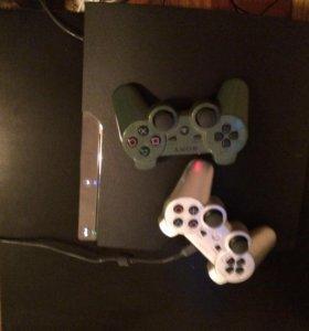 PS3 и 2 джойстика