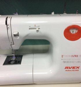 Новая швейная машина Avex