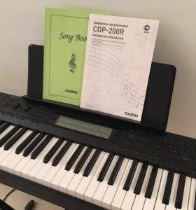 Цифровое фортепиано Casio CDP-200R